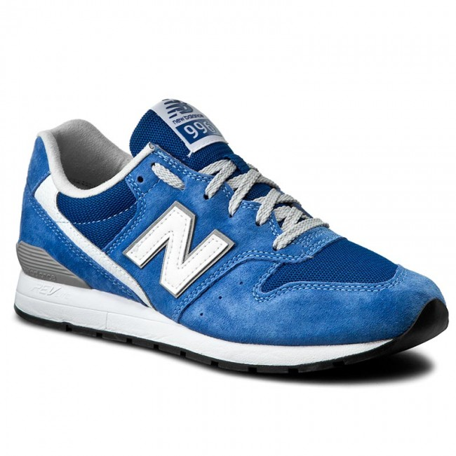 Sneakers NEW BALANCE - MRL996KC Blue - Sneakers - Low shoes ...