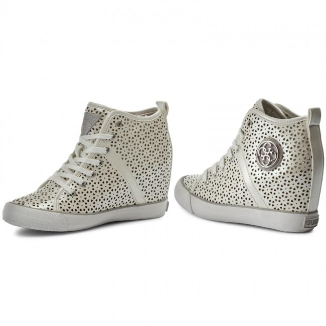 Sneakers GUESS Jillie FLJIL1 ELE12 WHITE