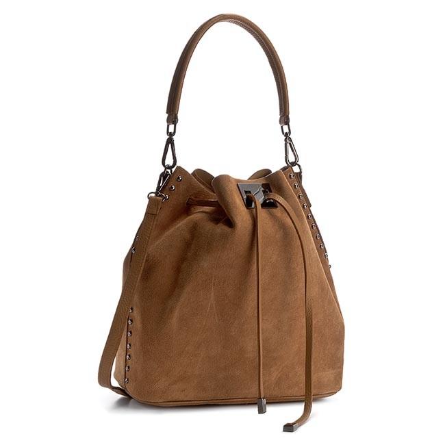 Handbag CREOLE - K10343  Jasny Brązowy