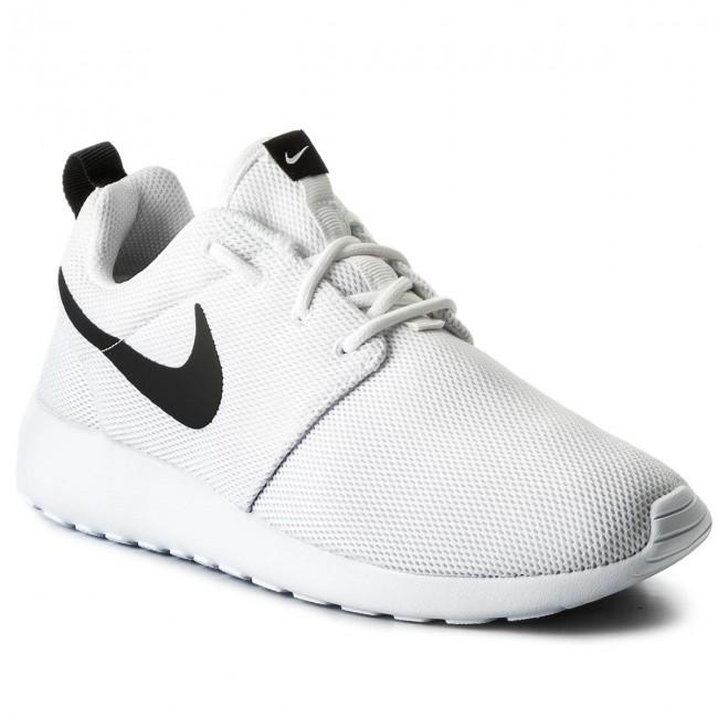 quality design 8db76 05895 Shoes NIKE - Roshe One 844994 101 White/White/Black