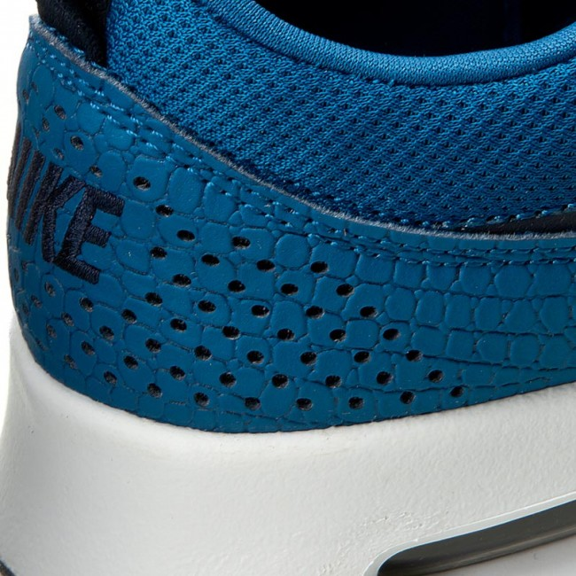 NEW 599409 415 Women's NIKE AIR MAX THEA Shoe!! INDUSTRIAL BLUEOBSIDIAN WHITE