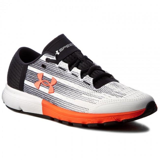 timeless design 55963 b959f Shoes UNDER ARMOUR - Ua Speedform Velociti 1285680-100 Wht/Blk/Pxf