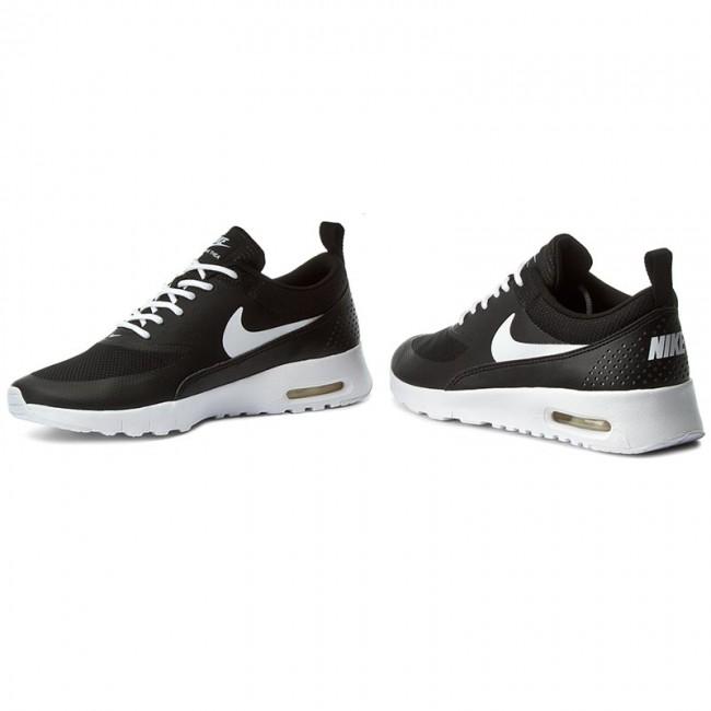 Shoes NIKE Air Max Thea (GS) 814444 006 BlackWhite