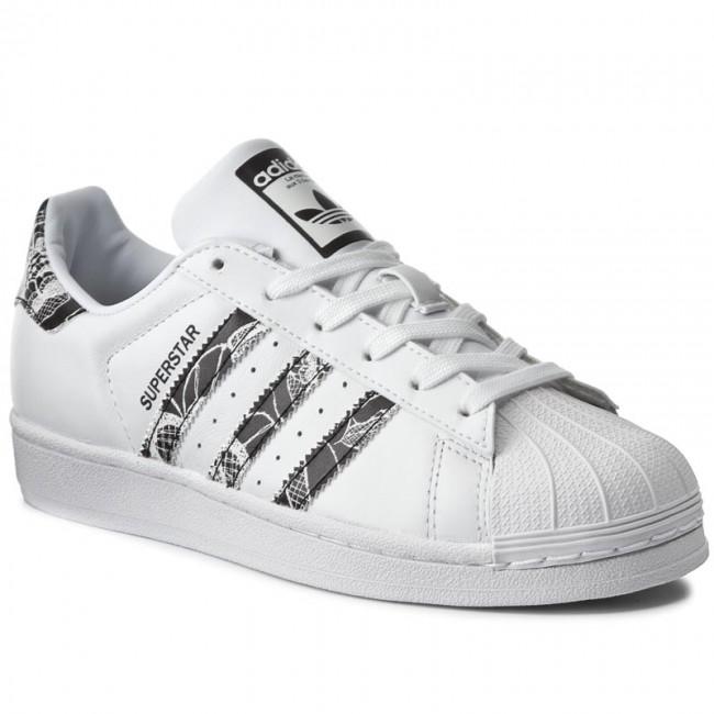 BB0531 Ftwwht/Cblack/Spray - Sneakers