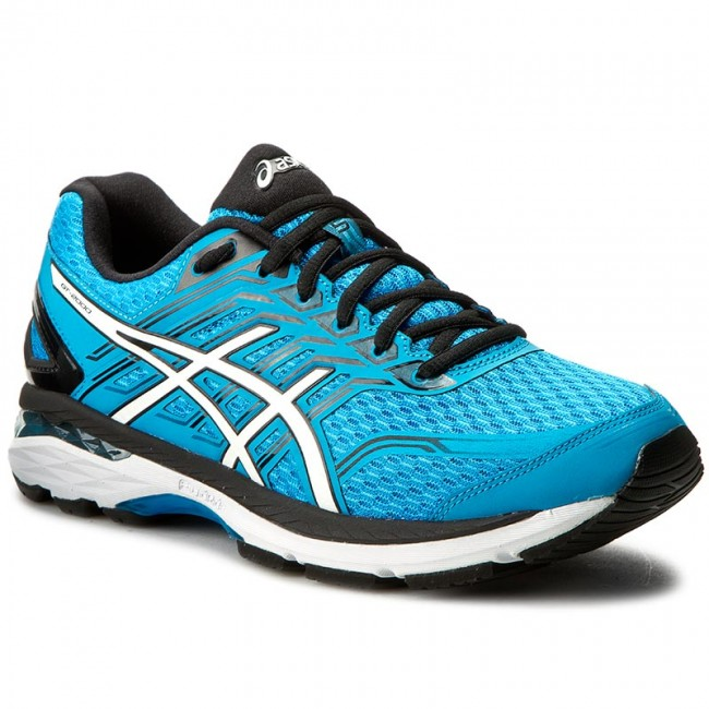 Shoes ASICS - Gt-2000 5 T707N Island Blue/White/Black 4101