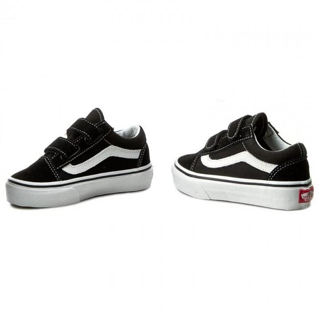 Shoes VANS Old Skool V VN000VHE6BT BlackTrue White
