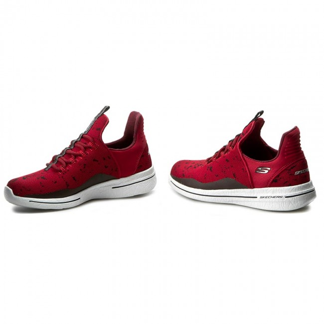 Avenues Skechers Redblack 12656rdbk Sneakers New vNn8wOm0