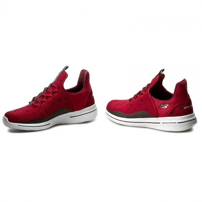 Skechers Redblack Avenues 12656rdbk New Sneakers QrBshCxtd