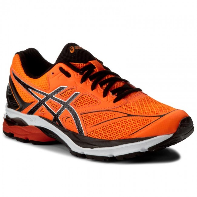 Shoes ASICS - Gel-Pulse 8 T6E1N Shocking Orange/Black/White 3090