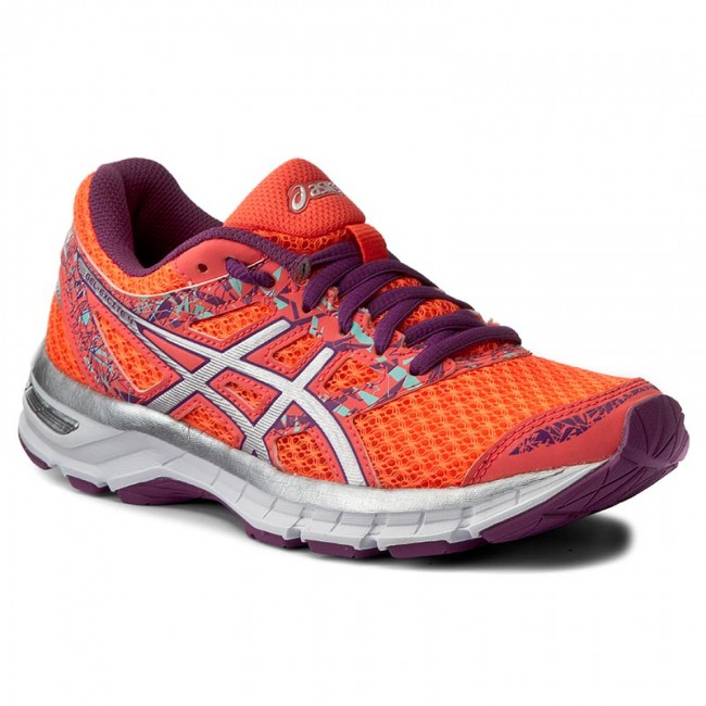 8951a322 Shoes ASICS - Gel-Excite 4 T6E8N Flash Coral/Silver/Orchid 0693