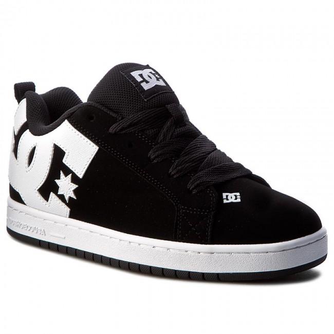 Sneakers DC - Court Graffik 300529 Black(001)