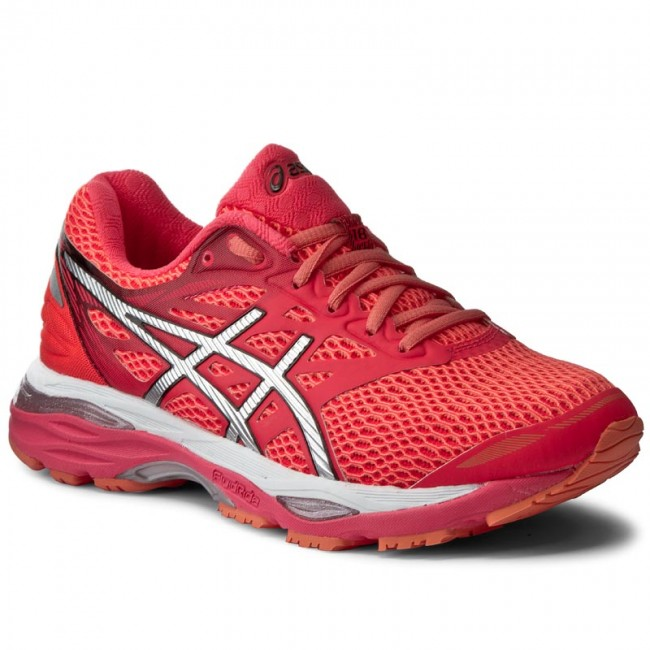 reputable site bc14c bbe49 Shoes ASICS - Gel-Cumulus 18 T6C8N Diva Pink/Silver/Coral Pink 2093