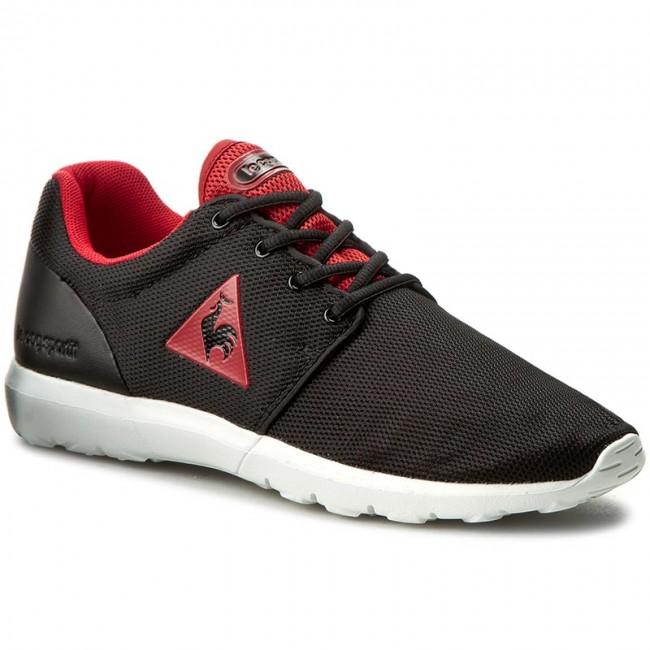 new arrival 326dc d173c Sneakers LE COQ SPORTIF - Dynamic Gs Summer 1710014 Black Vintage Red -  Sneakers - Low shoes - Women s shoes - efootwear.eu