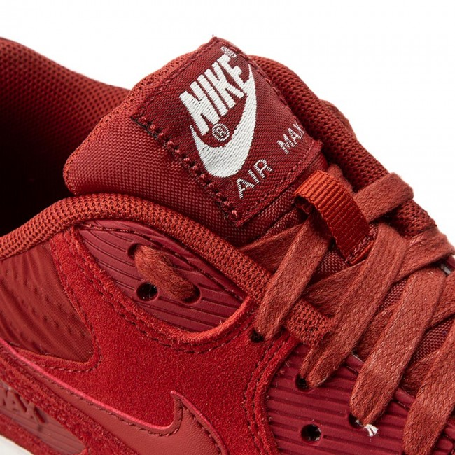 Shoes NIKE Air Max 90 Prem 443817 601 Dark CayenneDark Cayenne