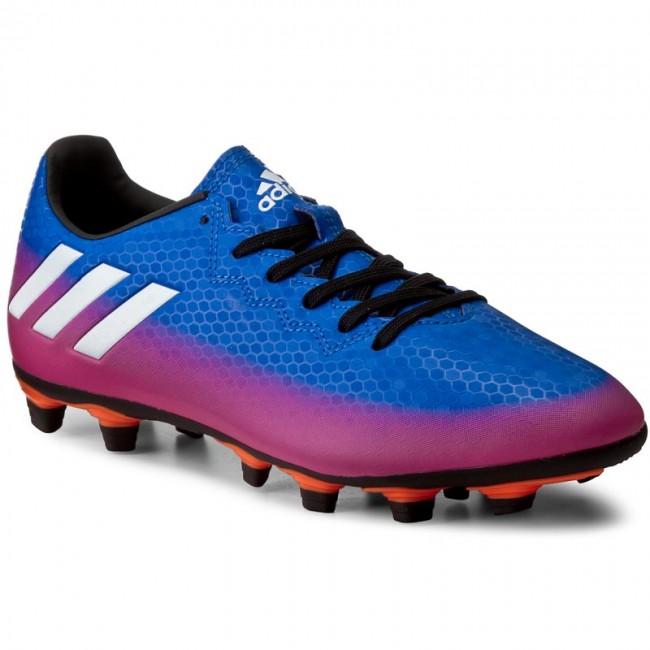 Floor Price New Style Adidas Men Blue Messi 16.4 Fxg