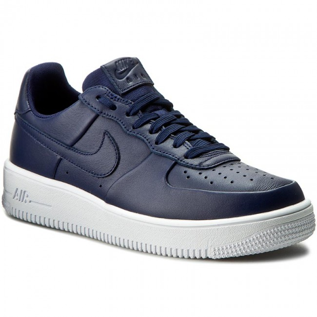 Shoes NIKE Air Force 1 Ultraforce Lthr 845052 402 Binary BlueBinary BlueWhite