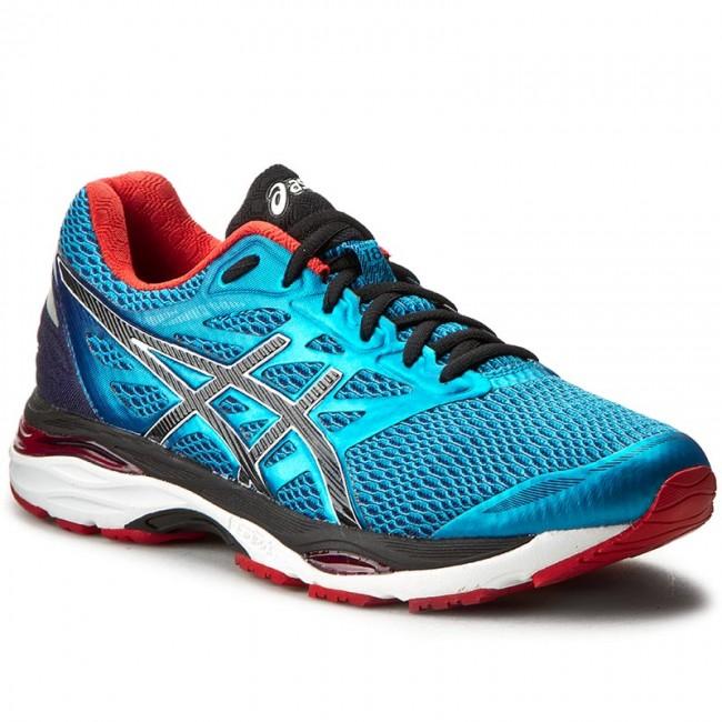 Asics Gel Cumulus 18 Blue Running Shoes