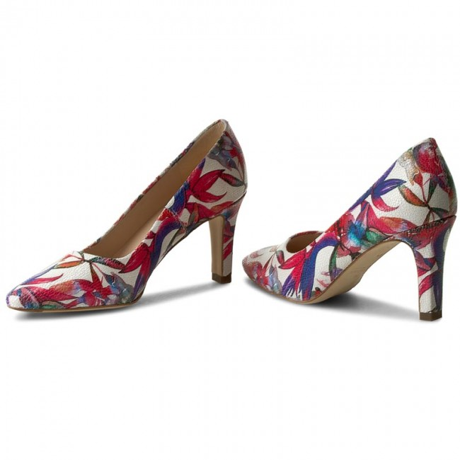 reputable site 5076c a412f Shoes PETER KAISER - Tosca 74701/155 Multi Flora