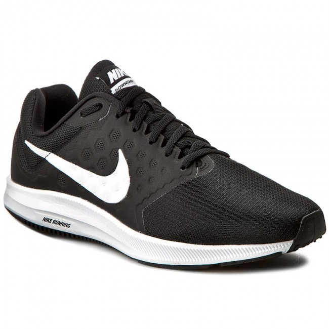 duradero en uso diseño de calidad incomparable Shoes NIKE - Downshifter 7 852459 002 Black/White - Indoor ...