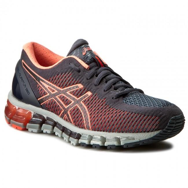 Shoes ASICS Gel Quantum 360 Cm T6G6N India InkFlash CoralMidgrey 5806