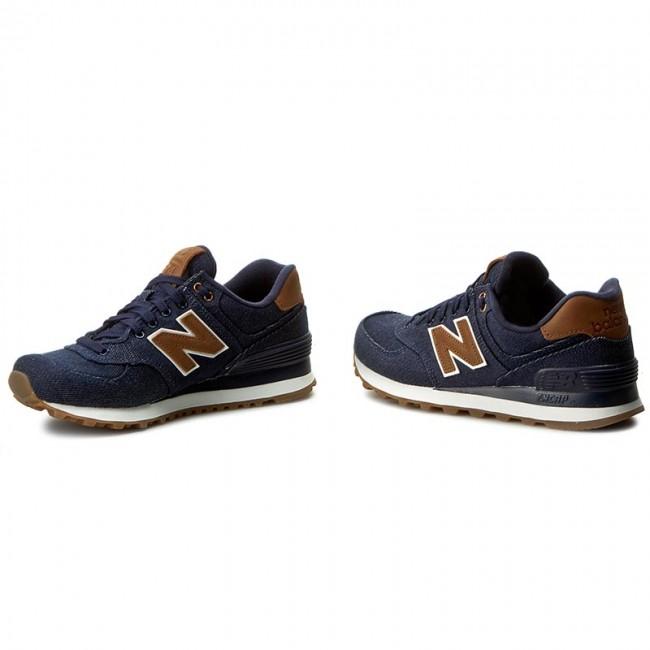 best cheap 82c1b 1fc97 Sneakers NEW BALANCE - ML574TXB Navy Blue