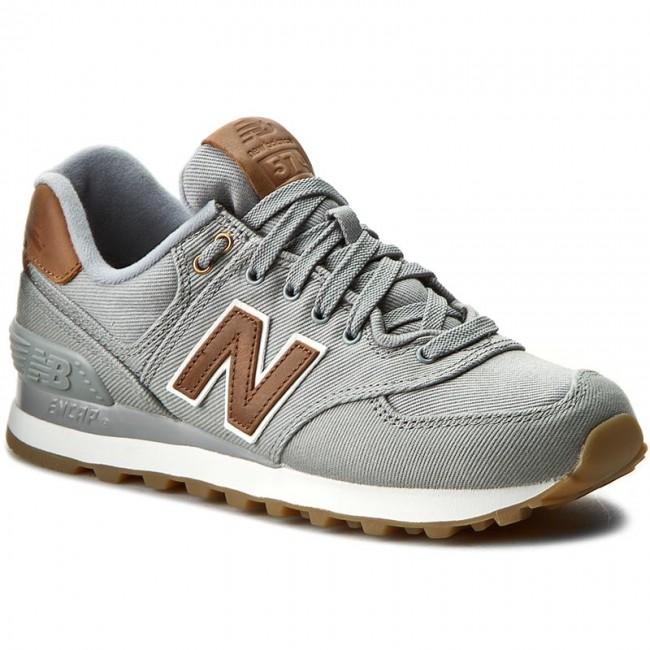 new concept 14c0a 02570 Sneakers NEW BALANCE - ML574TXC Grey
