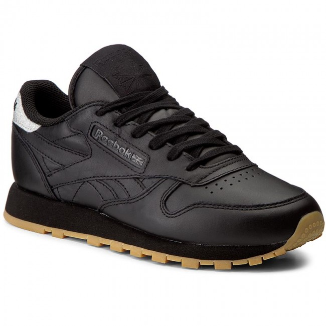 Shoes Reebok Cl Lthr Met Diamond BD4422 BlackGum