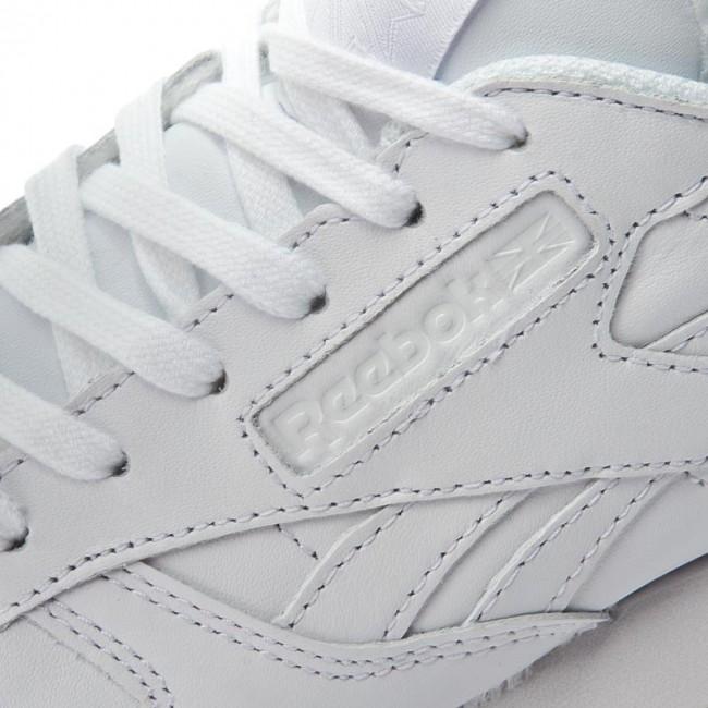 Shoes Reebok Cl Lthr Met Diamond BD4423 WhiteGum