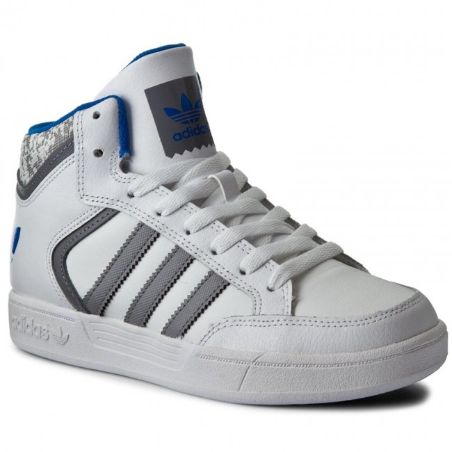 adidas Varial Mid shoes black blue yellow