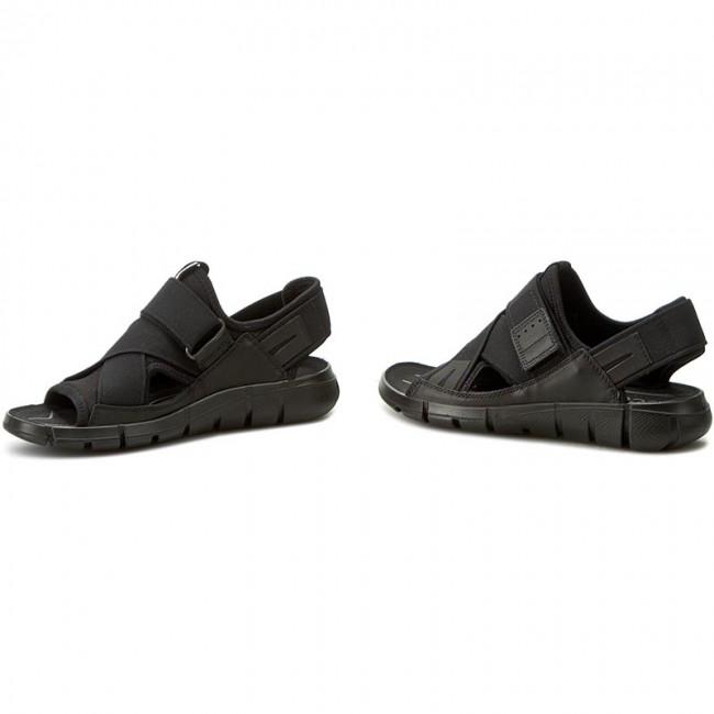 Buy genuine Women ECCO Sport Intrinsic Sandal 2 BlackBlack