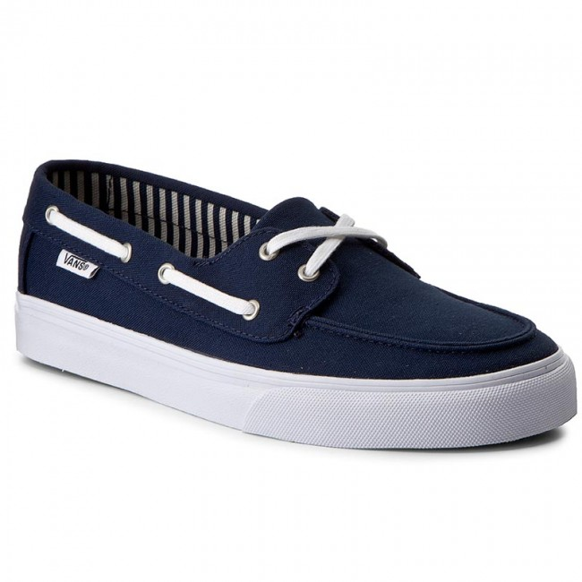 Plimsolls VANS Chauffette Sf VN0A38I24IN (Stripes) Navy