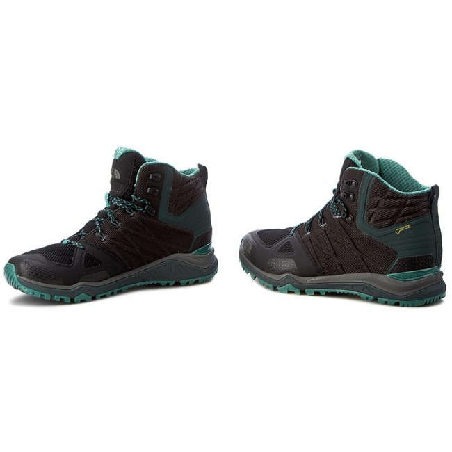 new concept 8644d a5c48 Trekker Boots THE NORTH FACE - Ultra Fastpack II Mid Gtx GORE-TEX T0CDM5NMU  Tnf Black/Deep Sea