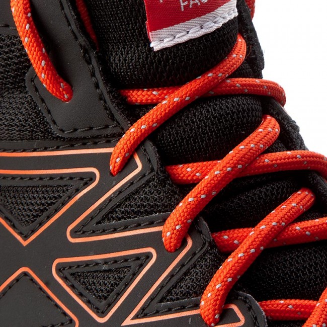 b7643b8a1 Trekker Boots THE NORTH FACE - Hedgehog Hiker Mid Wp T0CJ8QNMY Tnf  Black/Mandarin Red