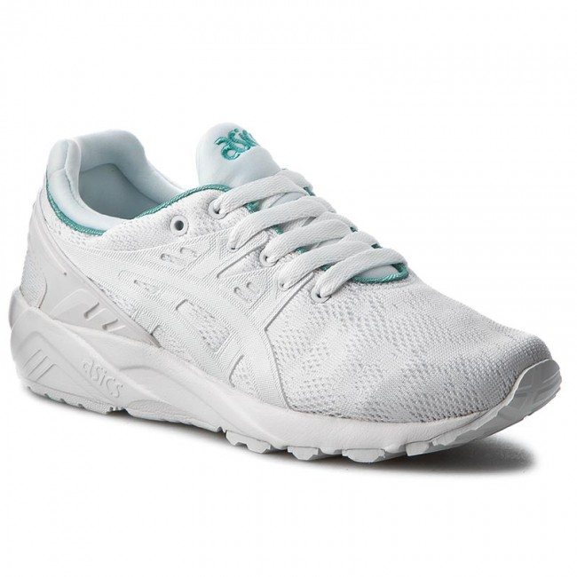 low cost 0133e cb15e Sneakers ASICS - TIGER Gel-Kayano Trainer Evo H7Q6N White/White 0101