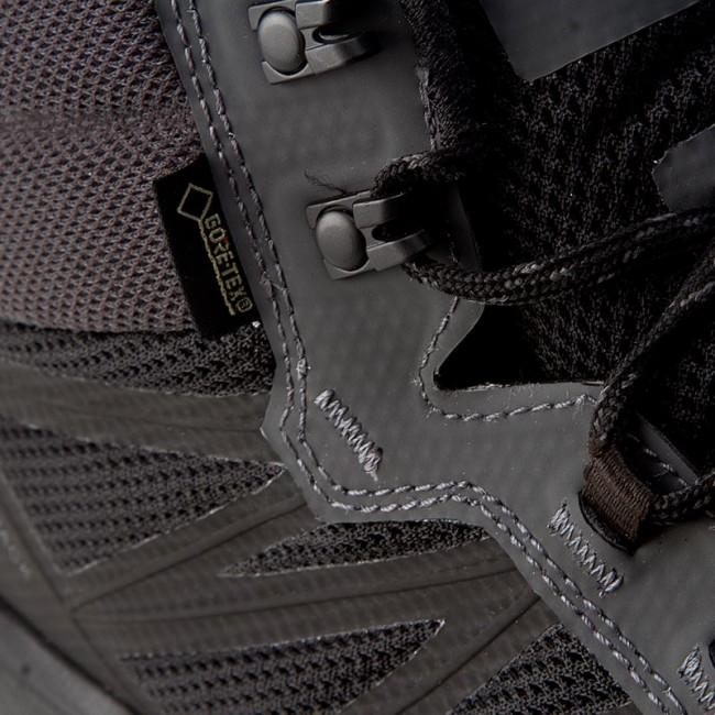 1d12cdff7 Trekker Boots THE NORTH FACE - Litewave Fastpack Mid Gtx GORE-TEX T92Y80ZU5  Tnf Black/Dark Shadow Grey