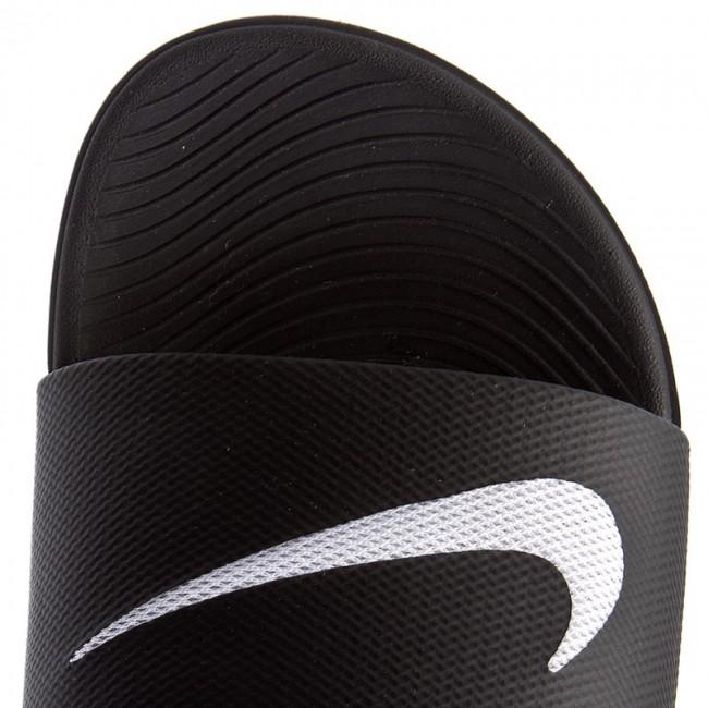 Slides Nike Kawa Slide Gs Ps 819352 001 Black White