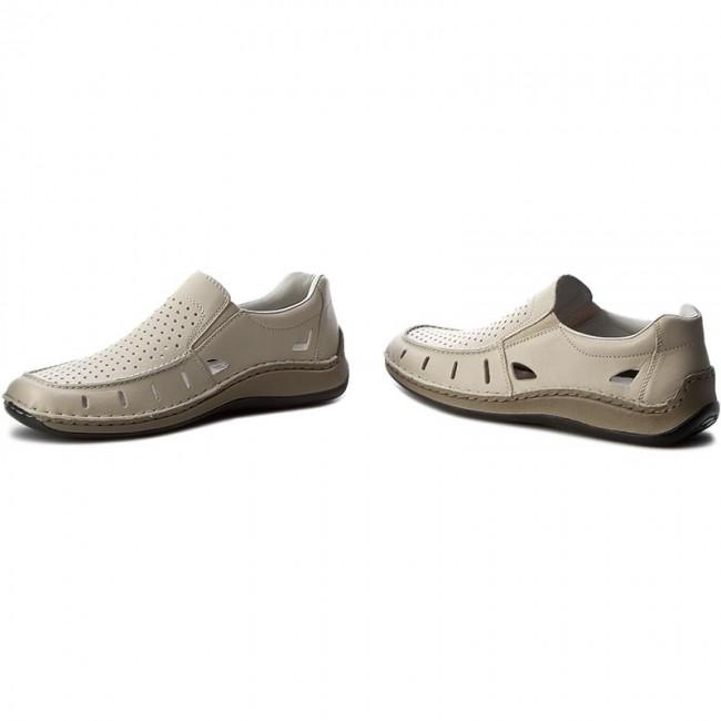 shoes rieker 05276 60 beige casual low shoes men 39 s. Black Bedroom Furniture Sets. Home Design Ideas
