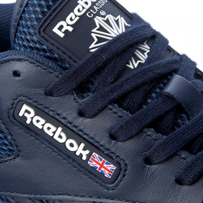 Reebok Classic Cl Leather Nm Collegiate NavyWhite Schuhe
