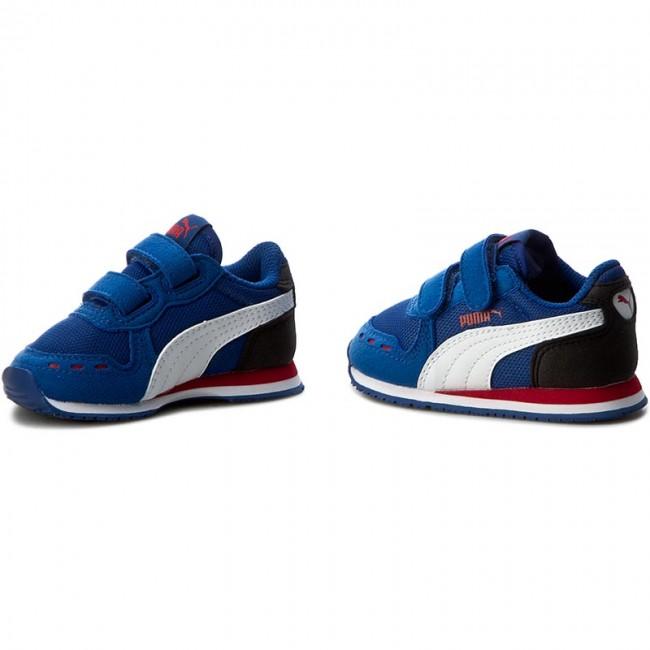 PUMA Kids Cabana/Racer/mesh/v/ps Sneaker PUMA-356373