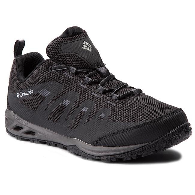 Trekker Boots COLUMBIA - Vapor Vent BM4524 Black/White 010