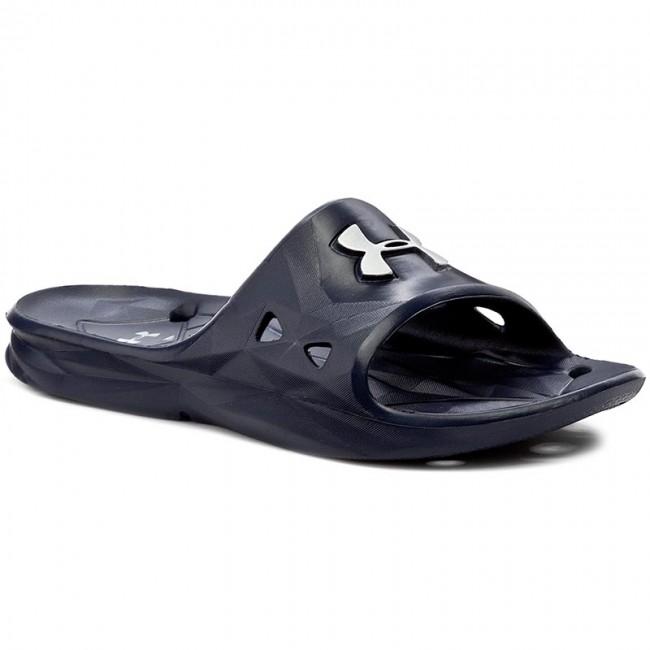 Under Armour Men/'s UA Locker III Athletic Slide Sandals 1287325-2 Colors