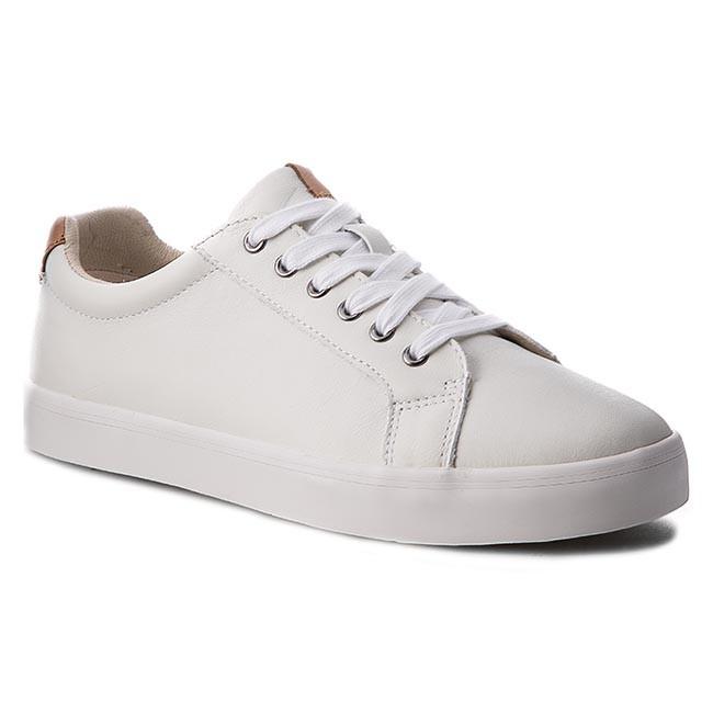 Shoes CLARKS - Brill Rap Jnr White