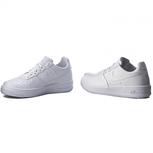 Shoes NIKE Air Force 1 Ultraforce Lthr 845052 100 WhiteWhiteWhite