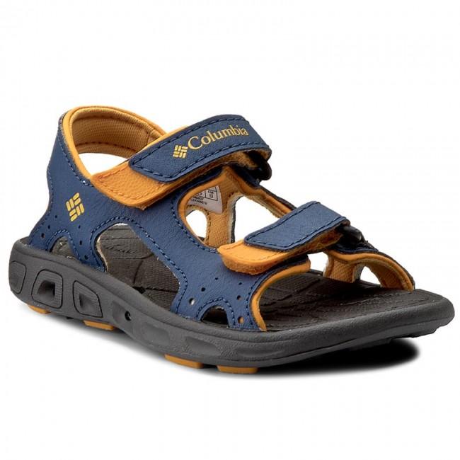 Sandals COLUMBIA - Childrens Techsun Vent BC4566 Carbon/Super Solarize 469