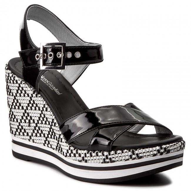 Sandals NERO GIARDINI - P717700D/100 T. Diamond Nero