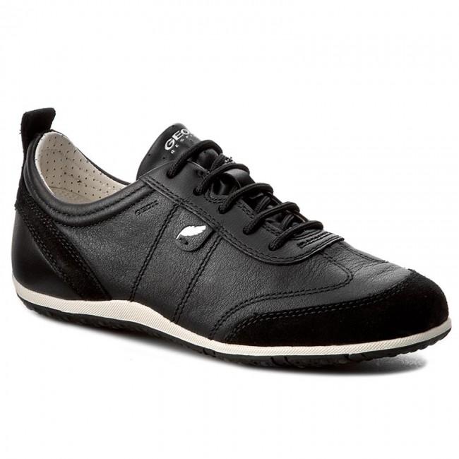 Shoes GEOX - D Vega A D3209A 08522 C9999  Black