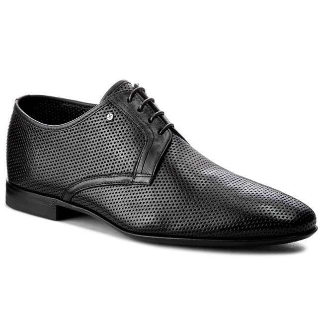 Shoes FABI - Vitello FU8440A Nero