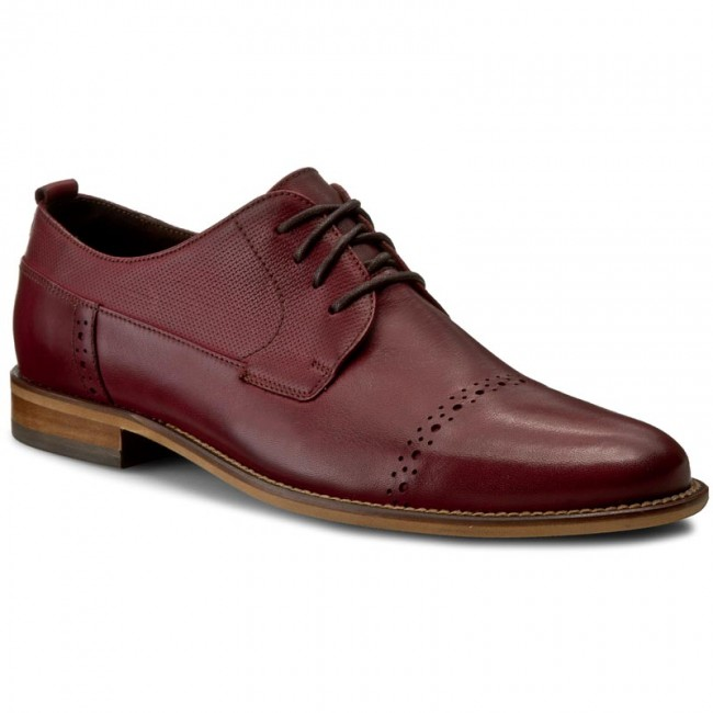 Shoes BADURA - 7599 Bordo 923
