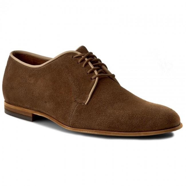 Shoes BADURA - 7702 Brąz 856