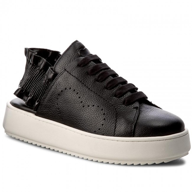 Sandals TWINSET - Sneakers CS7TRN  Nero 00006